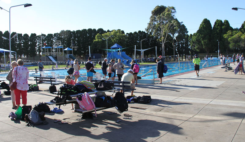 Lara Swimming Club 50th Anniversary