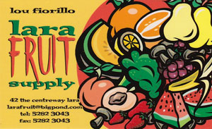 Lara Fruit Supply