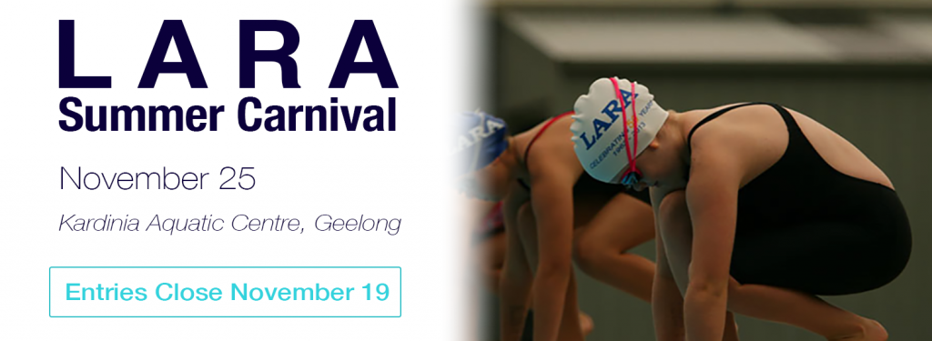 Lara District Community Bank Branch Lara Summer Carnival  @ Kardinia Aquatic Centre