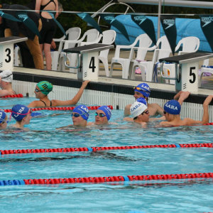 Lara Swimming Club Training