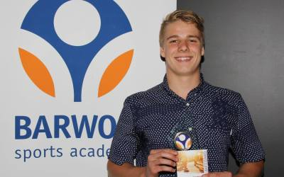 Barwon Sports Academy Swimmer of the Year