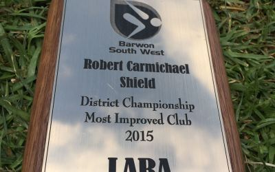 Lara – Most Improved Club